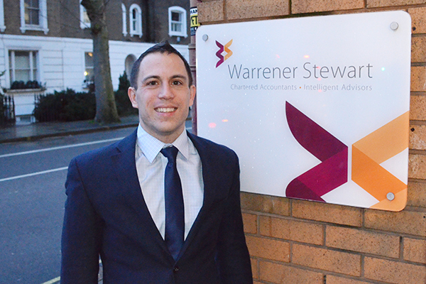 American CPA joins Warrener Stewart